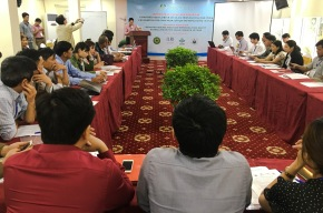 Vietnam PigRISK project team shares findings on improving food safety in pig value chains